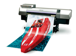 What is the best large format printer for high volume poster production?
